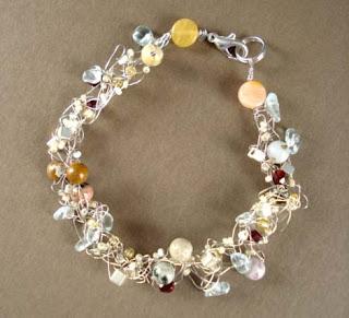 Learn How to Bead Crochet Jewelry: 4 Free Bead Crochet