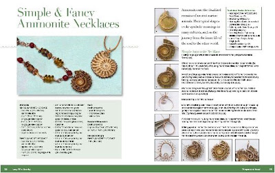 Book Review Lacy Wire Jewelry The Beading Gem S Journal