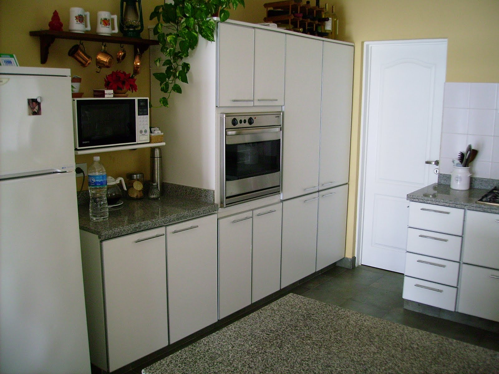 Cocinas Muebles De Cocina Artefactos Amoblamientos De  Holidays OO
