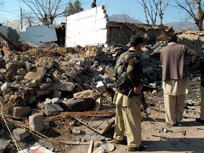 Bomb Blast in Lower Dir