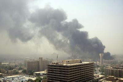 Bomb Blasts in Baghdad
