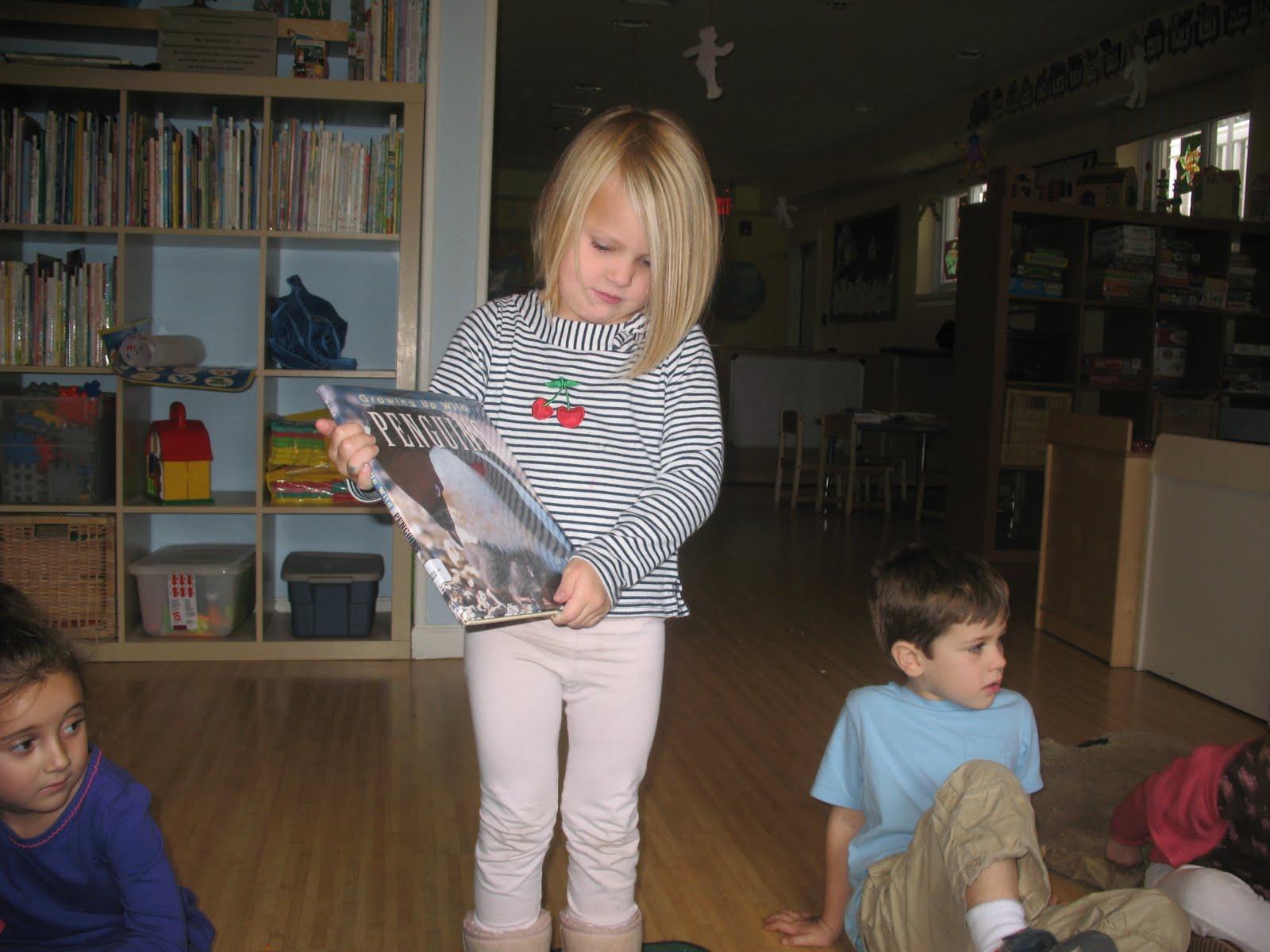 Kinder Gan Preschool Pre-K: show n tell Letter P