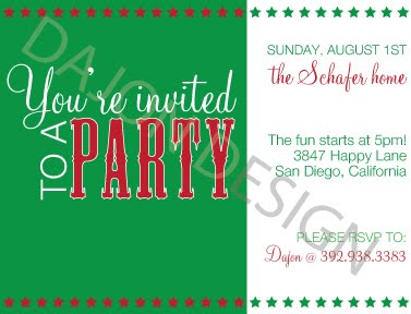 it works party invite