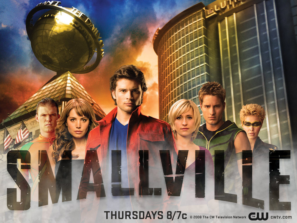 watch smallville season 8