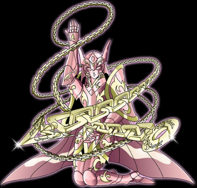 los caballeros del zodiaco con las armaduras divinas