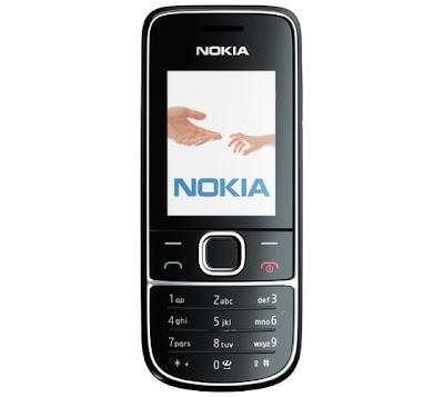 Nokia 2700 maximum music