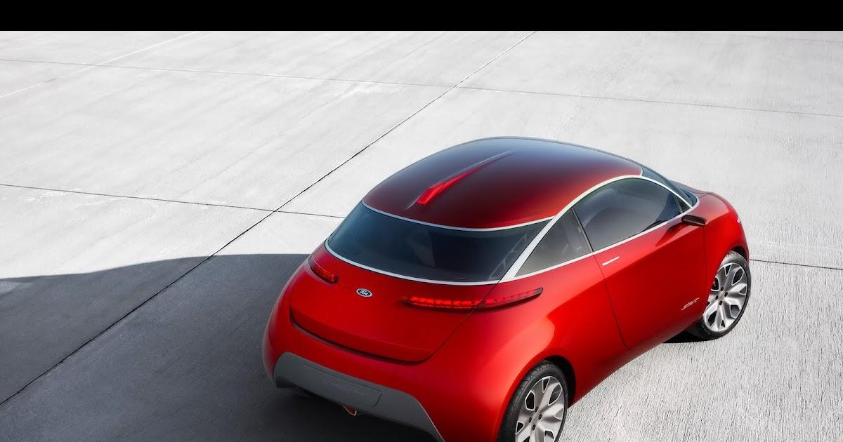 Customader Ford Start Concept Viitorul Ford Ka