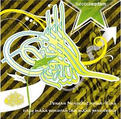 grunge kaligrafi