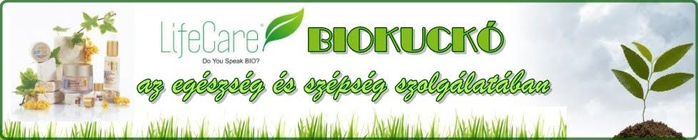 Biokuckó