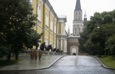 Inside the Kremlin
