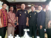 Foto Bersama Panitia Dengan Wakil Walikota Medan