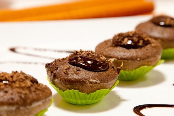 Receita de Cupcake de Chocolate
