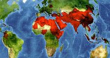 Mapa da Igreja Perseguida