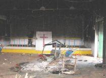 ATAQUES AS IGREJAS CRISTÃ NA ÍNDIA