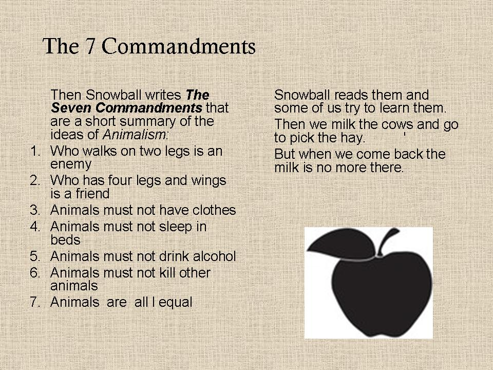 animal farm short summary