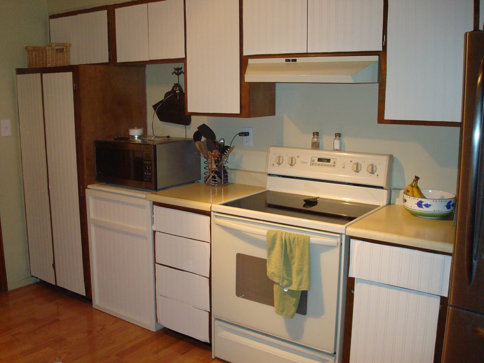 Just me low budget kitchen remodel for Low budget kitchen ideas