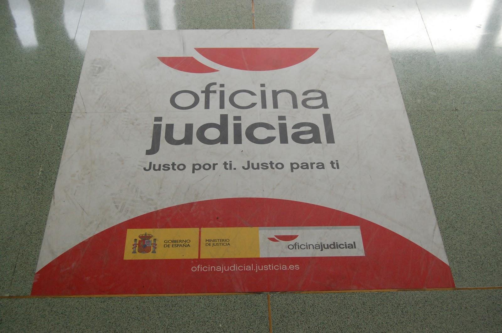 Ccoo justicia castilla y le n noj movilizaciones de los for Oficina judicial murcia
