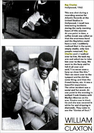 Ray Charles and His Family