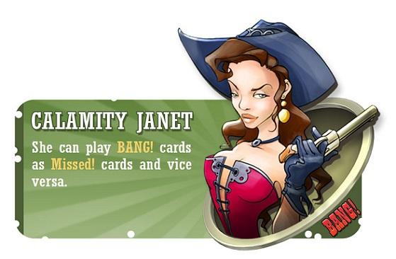 Calamity Janet