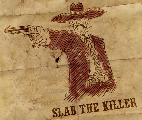 Slab the Killer