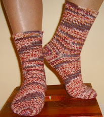 step-by-step socks