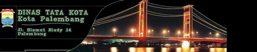 Dinas Tata Kota Palembang