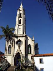 Igreja N.S. Mãe dos Homens [Santuário do Caraça]