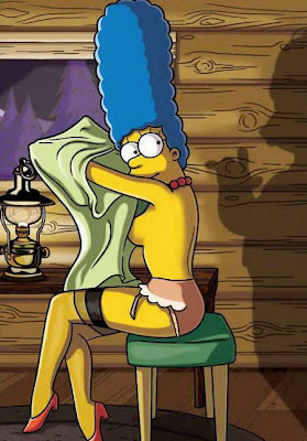 Marge Bart Simpson