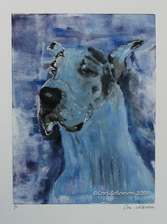 Great Dane - Gentle Giant By Cori Solomon