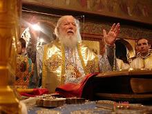 """""""Trimite Duhul Tau cel Sfant"""" - Moment al Sf.Liturghii - Prea Fericitul Teoctist"""