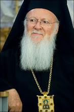Sanctitatea Sa, Bartolomeu - Patriarhul Ecumenic al Constantinopolului