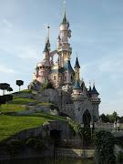 Paris Disneyland during daytime. :) (disneyland paris france)