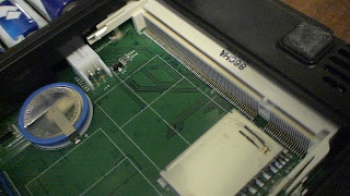 SODIMM CPU Connector