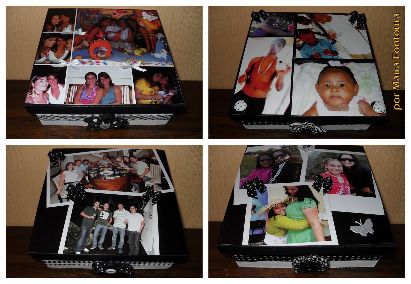 #384A66 Caixa personalizada com foto! 1600x1108 px caixa de madeira personalizada como fazer @ bernauer.info Móveis Antigos Novos E Usados Online