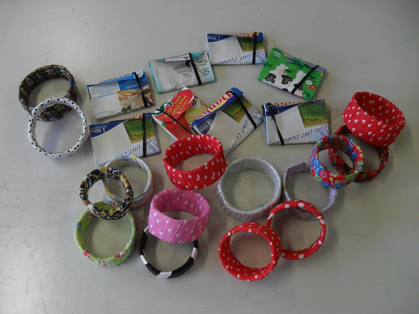 Aparador Suspenso Como Fazer ~ Reciclagem e Arte Artesanato Sustentável por u00b4Maíra Fontoura Oficina com Tetra Pak