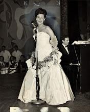 Jane Froman- Singer.