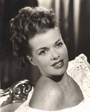 janis paige movies and tv shows