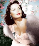 Gene Tierney, One of my favorite actors.