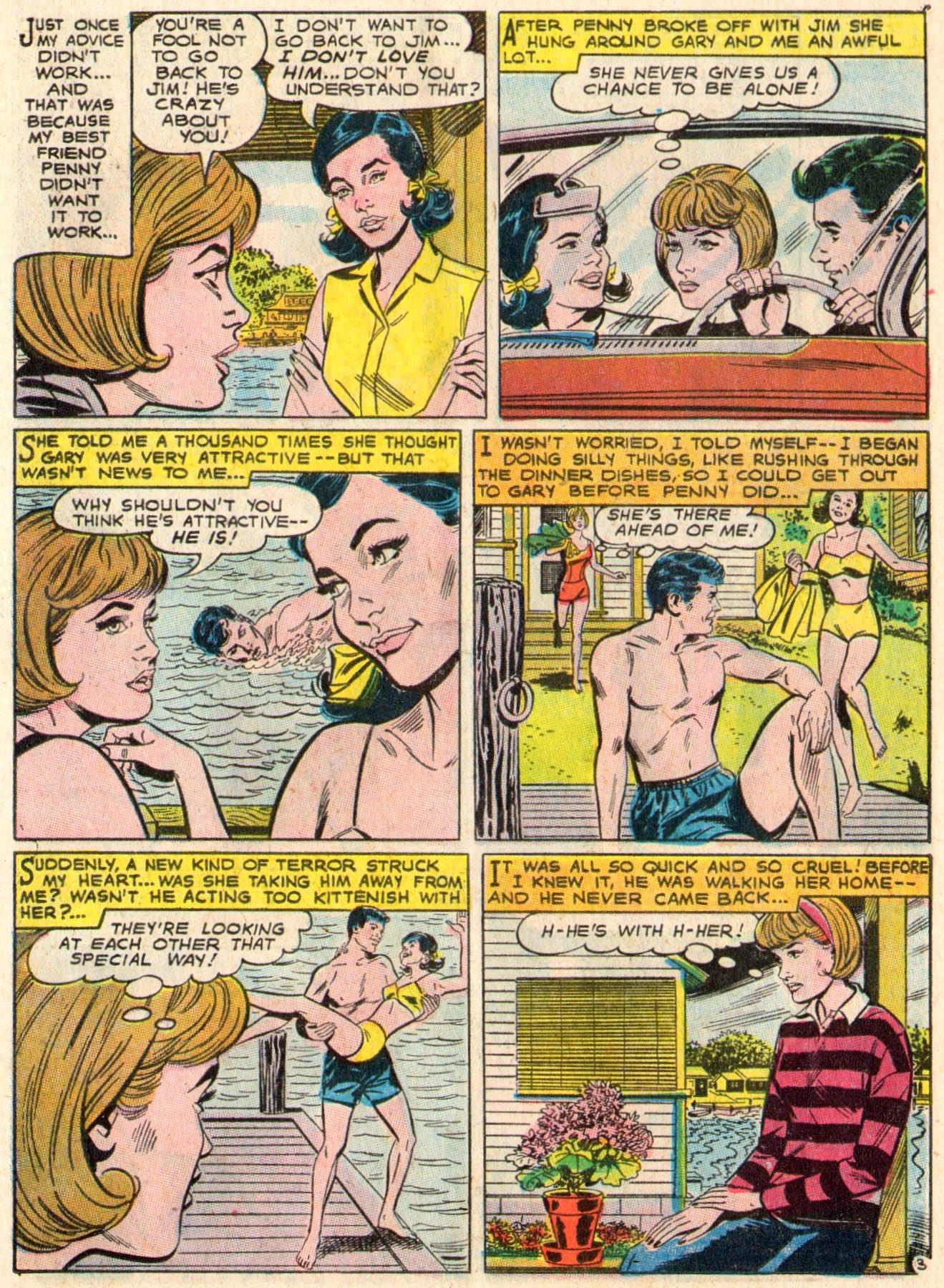 Read online Secret Hearts comic -  Issue #117 - 14