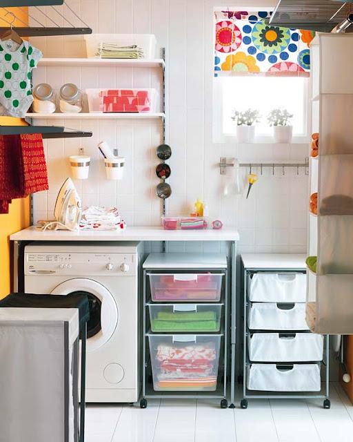 Ideas para organizar un cuarto de lavado plancha amor - Cuarto de plancha ...