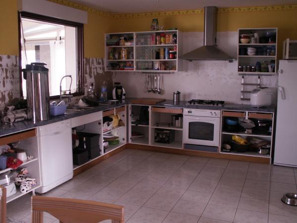 Antes y despu s espectacular de una cocina con presupuesto for Cocinas antes y despues