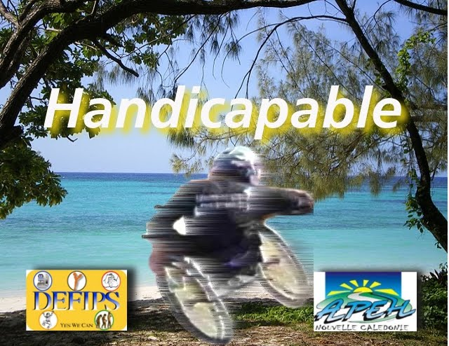 handi capable de Nouméa