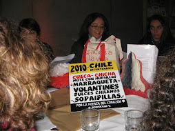 Un menú a la Chilena, Banquete literario con gran comilona.