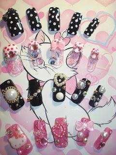 Arte Nail Art Japones Arte Nail Art Japones Kawaii Japanese Nail Art Tips 1