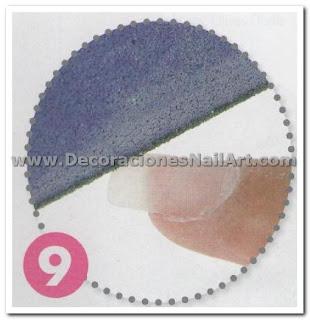 Diseño Práctico y fácil de hacer en uñas acrílicas (AEROGRAFíA) Diseño Práctico y fácil de hacer en uñas acrílicas (AEROGRAFíA) Dise 25C3 25B1os de U 25C3 25B1as 53