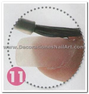 Diseño Práctico y fácil de hacer en uñas acrílicas (AEROGRAFíA) Diseño Práctico y fácil de hacer en uñas acrílicas (AEROGRAFíA) Dise 25C3 25B1os de U 25C3 25B1as 37