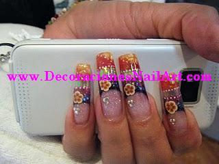 como hacer uñas acrilicas con diseño en 3D (encapsulado) paso a paso como hacer uñas acrilicas con diseño en 3D (encapsulado) paso a paso DSCF3913
