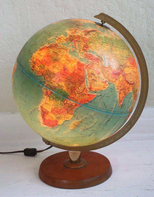 Superb GLOBE LAMPS