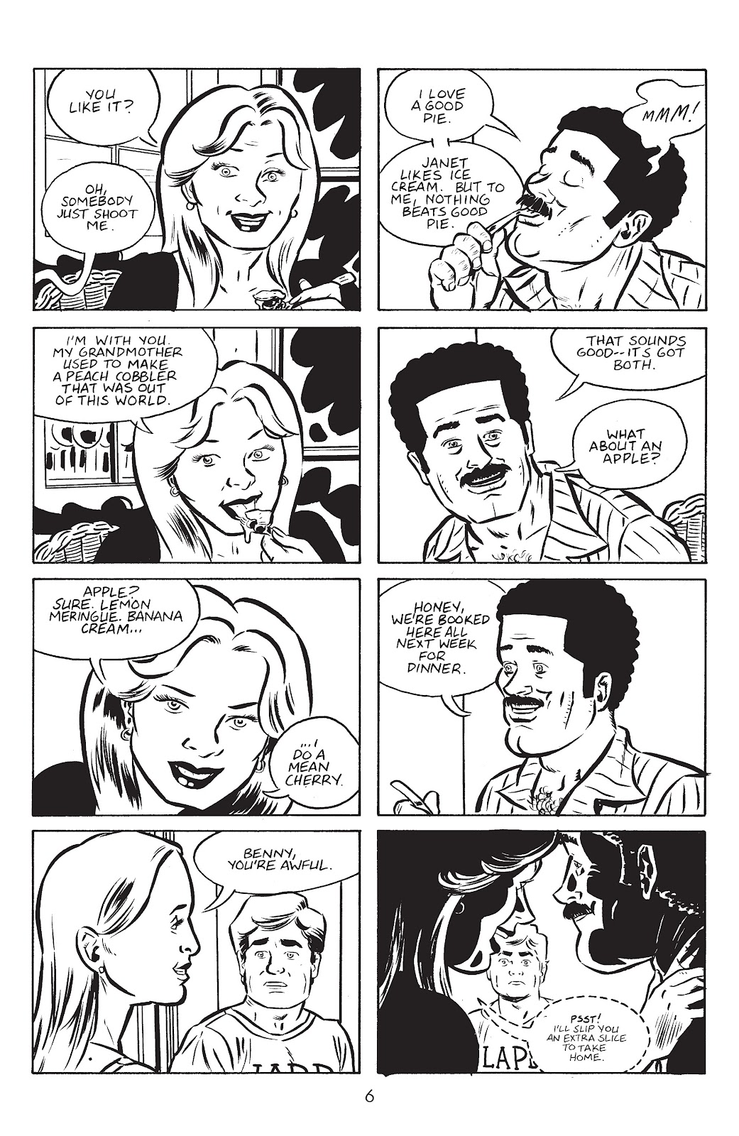 Stray Bullets Issue #21 #21 - English 8