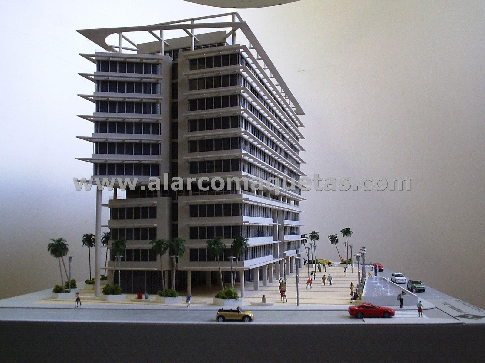 Maquetas de edificios espectacular taringa for Maquetas de apartamentos modernos